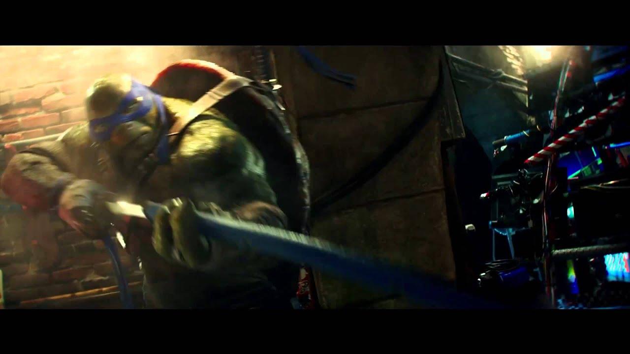 Les Tortues Ninja 2 Bande Annonce VF 2016 HD