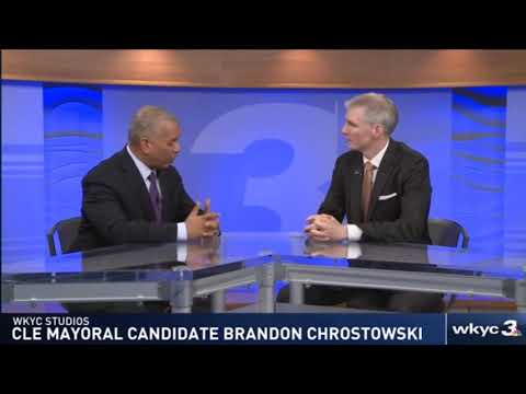 Full interview: Brandon Chrostowki with Russ Mitchell