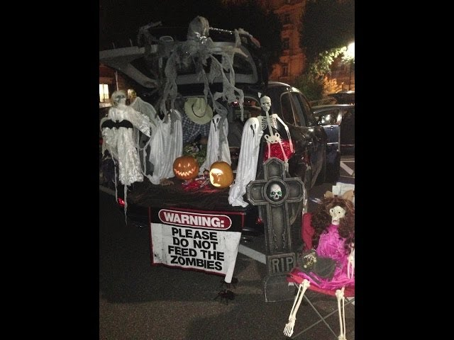 Halloween in Rome (american style)!