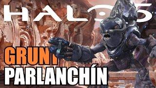 Halo 5: Guardianes - Curiosidades: Grunt Parlanchín.