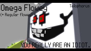 Video Roblox BYM: Omega Flowey speed build (+regular flowey) download MP3, 3GP, MP4, WEBM, AVI, FLV Maret 2018