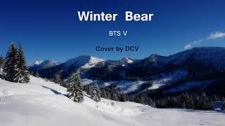 BTS V (방탄소년단 뷔) - Winter Bear Violin Cover