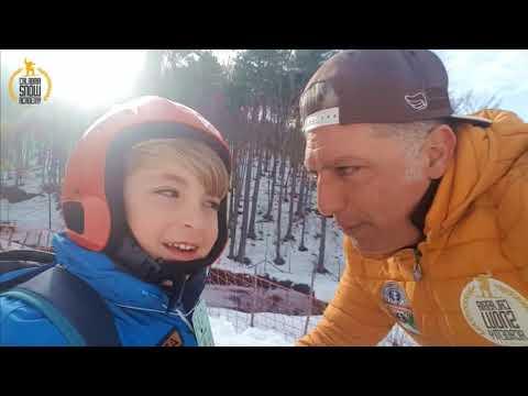 CALABRIA SNOW ACADEMY CAMIGLIATELLO 7 GEN 2018 HD
