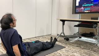 Nintendo Switch「リングフィット アドベンチャー 」体験動画(2)