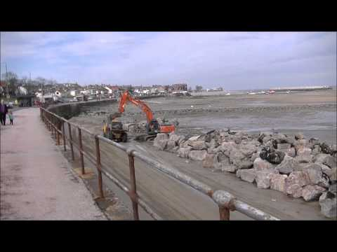 Colwyn Bay Sea Defence