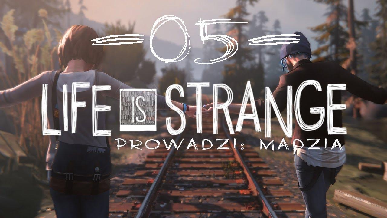 Life is Strange: Rozdział 1 – Poczwarka #05 – Na klifie