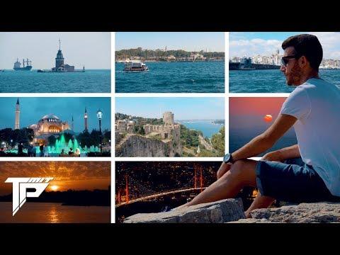 Istanbul Sehenswürdigkeiten & mehr LIFE IN ISTANBUL [4K]