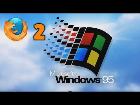 How to run Firefox 2.0 on Windows 95