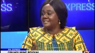Obuasi Mine Revival - PM Express on JoyNews (23-1-19)