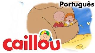 CAILLOU PORTUGUÊS - Caillou sabe ajudar (S04E04) thumbnail