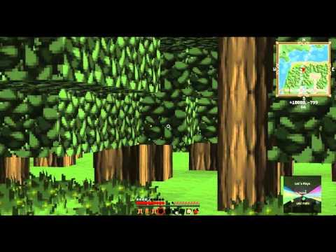 Minecraft Survival games 001: Alle auf den Kleinen