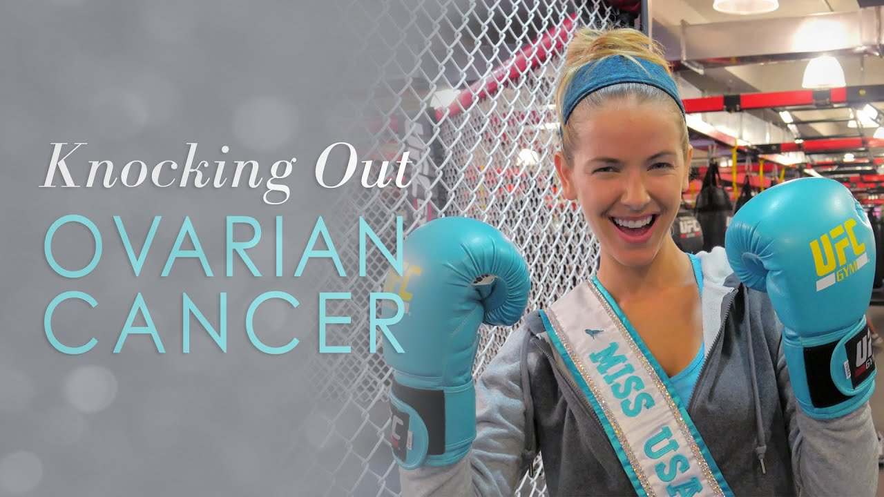 Knocking Out Ovarian Cancer Youtube
