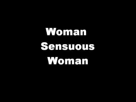 William Osbourn - Woman Sensuous Woman.wmv