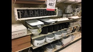Home Decor Shop With Me At Hobby Lobby! -2