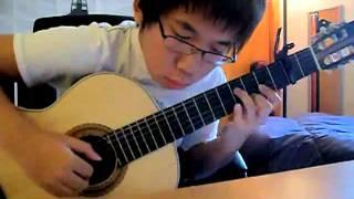 NIỆM KHÚC CUỐI - Ngô Thụy Miên / Võ Tá Hân - Vinh Tran độc tấu guitar