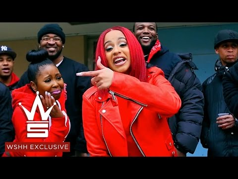Cardi B  Red Barz  (WSHH Exclusive - Official Music Video)