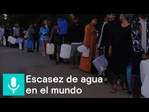 La crisis hídrica en el mundo: Medidas para mitigar la escasez de agua  - Al Aire con Paola