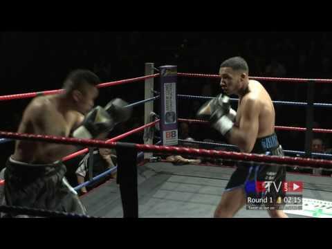 NEW: Zelfa Barrett Vs Reynaldo Cajina - BBTV
