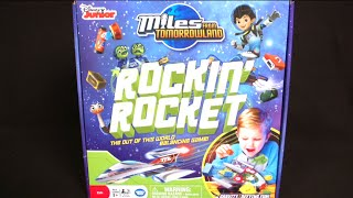 Miles from Tomorrowland Rockin' Rocket Game from Wonder Forge