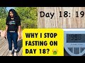 I TRIED A 21 DAY WATER ONLY FAST - WAS I SUCCESSFUL?