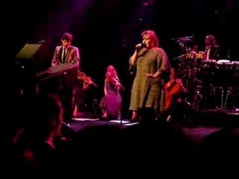 Adele & Mark Ronson  Montreux Jazz Festival 2008