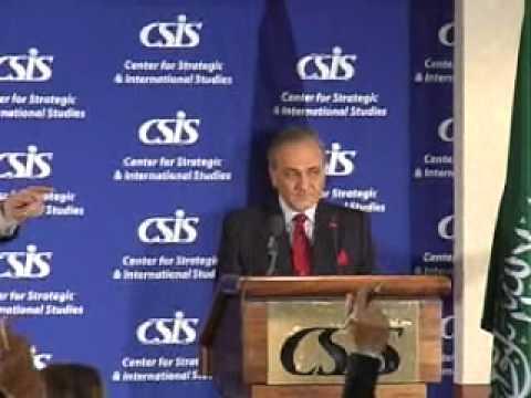 Video: Statesmen's Forum: Prince Turki al-Faisal, Saudi Ambassador to the United States
