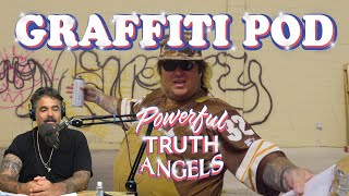 Download lagu THE GRAFFITI CHALLENGE | Powerful Truth Angels | EP 29