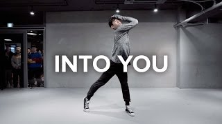 Into You - Ariana Grande/ Gosh Choreography