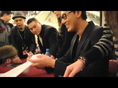 Raymond Lam 林峰 Exclusive Interview
