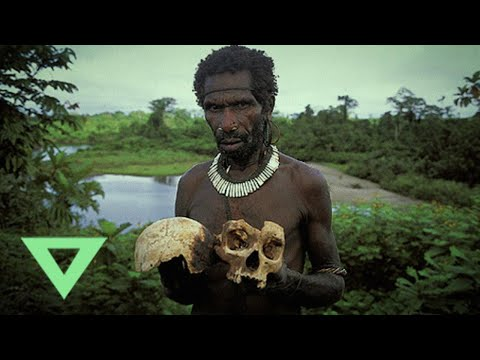5 CANNIBAL tribes 😱 that currently EXIST in the world 🌍 - REAL STORIES!!