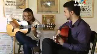 Pilar Diaz Romero, Tiberiu Gogoanta si Alexandru Munteanu - Flamenco la Tablao Ciutura, 2013