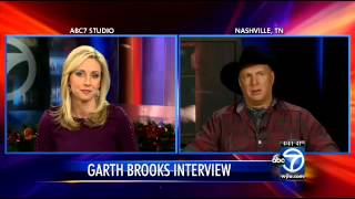 Garth Brooks on 'Man Against Machine' and coming to D.C.