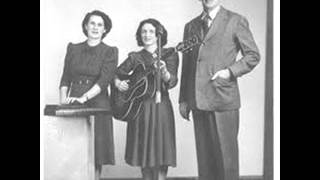 "The Original Carter Family Sing ""The Church In The Wildwood"""