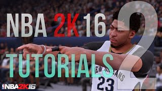 NBA 2K16 My Career Tutorials Ep. 2 - Post Moves (How to)