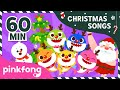 Christmas Sharks and more | Best Christmas Songs | +Compilation | Pinkfong Songs for Children