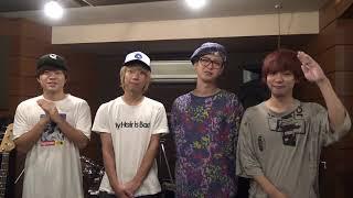 【KEYTALK & Bentham】台湾2マンライブ〜KOGA Records総動員‼「激しいDANCEでお祭りTONIGHT」〜コメントMOVIE