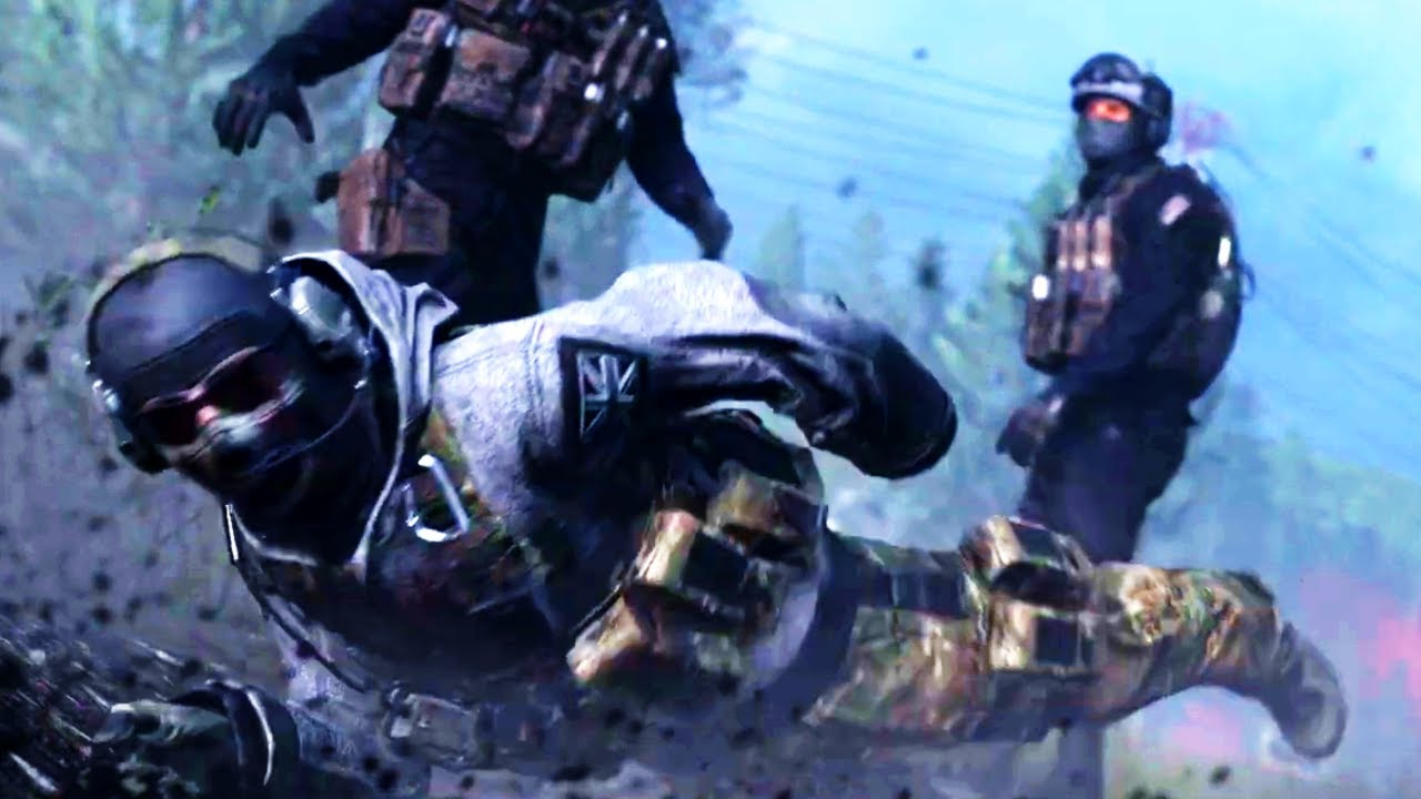 call of duty modern warfare wallpaper gif