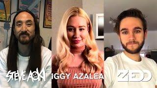 Dragonland Music Festival 2017 line up - Iggy Azalea , Aoki & Zedd