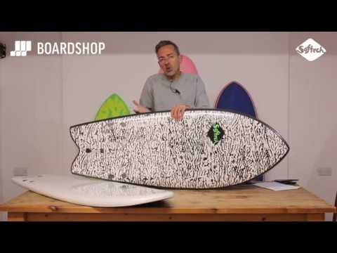 Softech Rocket Fish Surfboard Review