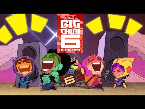 All Big Chibi 6 Shorts! Compilation | Disney Channel