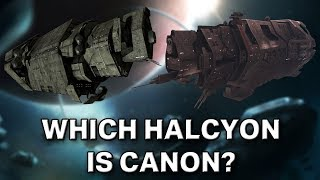 Which Halcyon is Canon? - Halo Lore
