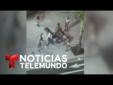 Momento de tiroteo en Myrtle Beach, South Carolina | Noticias | Noticias Telemundo