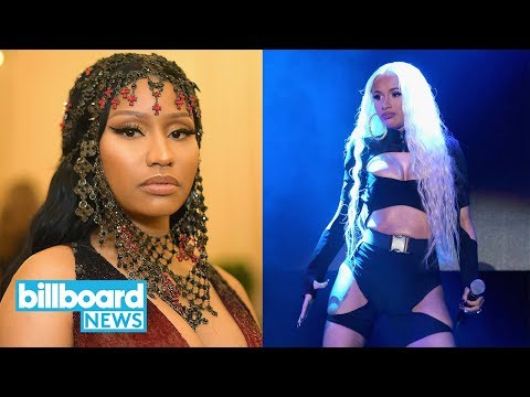 Little Mix Claims Nicki Minaj Was Offered 'Woman Like Me' Before Cardi B | Billboard News Mp3