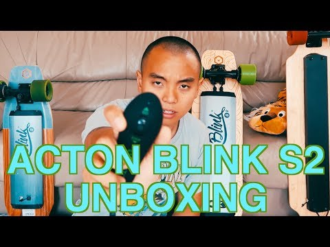 ACTON BLINK S2 UNBOXING W/ SURPRISE GIFT