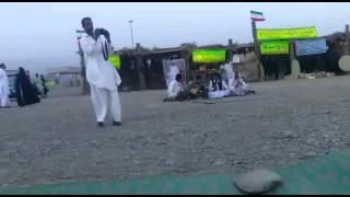 یک محفل داغ  با ساز و آهنگ بلوچی روستای تخت ملک