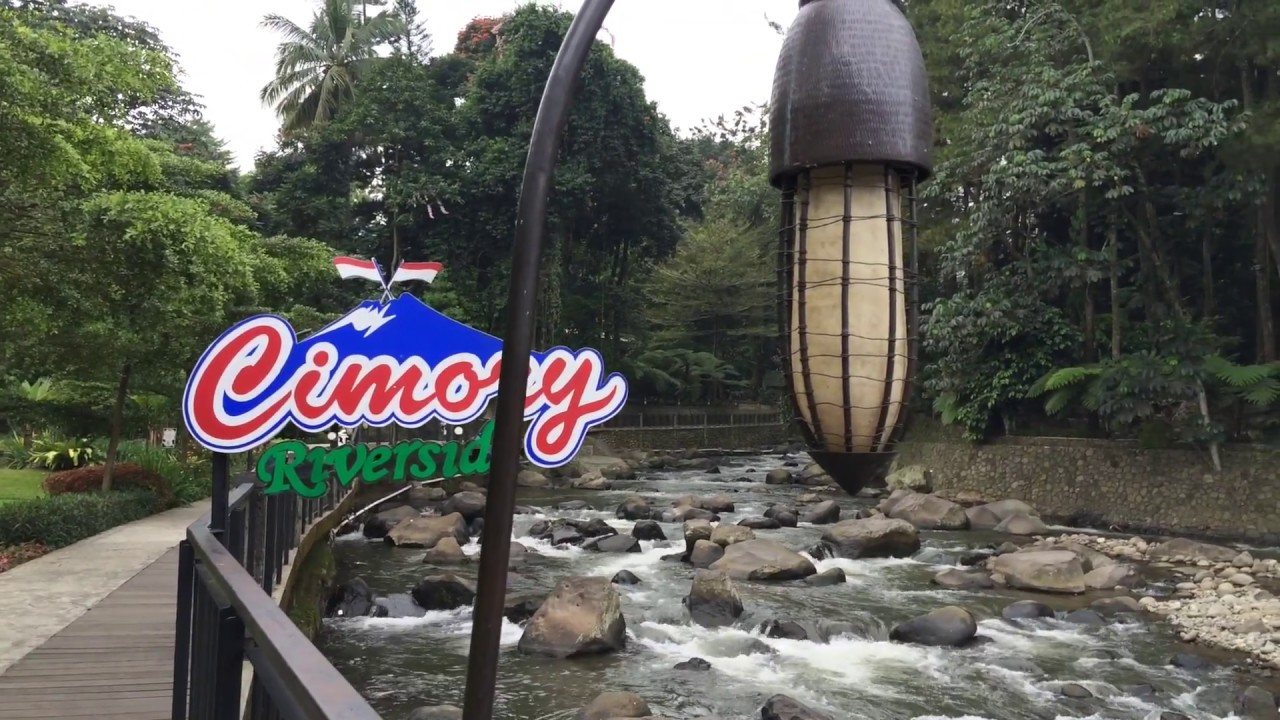 Wisata Dan Tempat Makan Keluarga Di Puncak Cimory Riverside