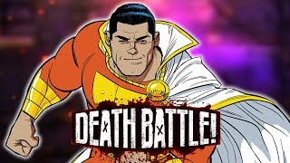 Shazam Thunders into DEATH BATTLE!