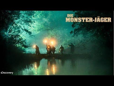 Die Monsterjäger Bestien Auf Der Spur Wahr