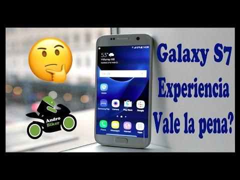 Samsung Galaxy S7 Mi Experiencia Tras 6 Meses De Uso
