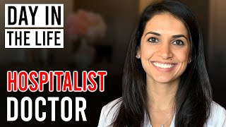 Day in the Life - Hospitalist Attending Physician